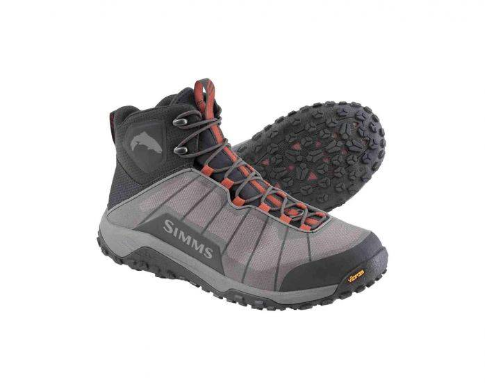 SIMMS SIMMS FLYWEIGHT BOOT - STEEL GREY
