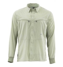 SIMMS SIMMS BUGSTOPPER INTRUDER BICOMP LONG SLEEVE SHIRT