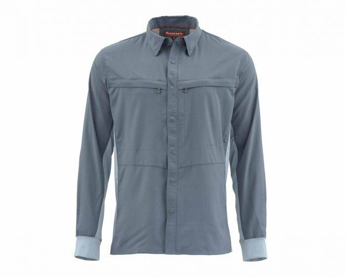 SIMMS SIMMS INTRUDER BICOMP LONG SLEEVE SHIRT