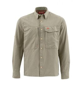 SIMMS SIMMS GUIDE LONG SLEEVE SHIRT - SOLID