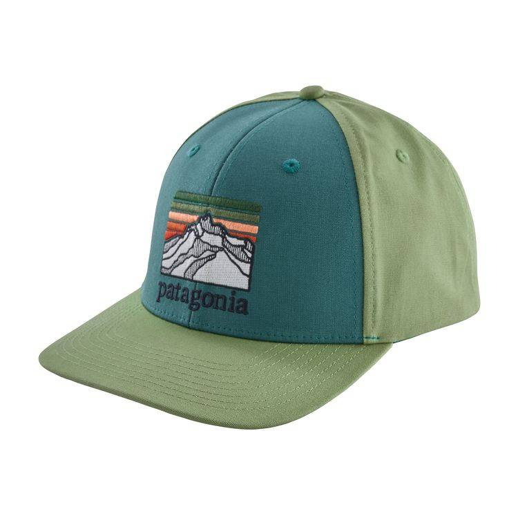 PATAGONIA LINE LOGO RIDGE ROGER THAT HAT - Blue Quill Angler 86cf758339d