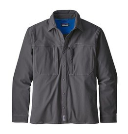 PATAGONIA PATAGONIA MENS LONG SLEEVED SNAP-DRY SHIRT