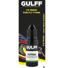 Gulff Clear Uv Resin - Fatman