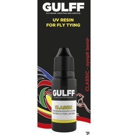 Gulff Clear Uv Resin - Classic
