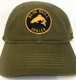 BLUE QUILL ANGLER BQA ICON EPIC WASHED TWILL CAP