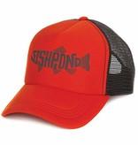 FISHPOND FISHPOND PESCADO FOAM TRUCKER HAT CUTTHROAT ORANGE - ON SALE!!