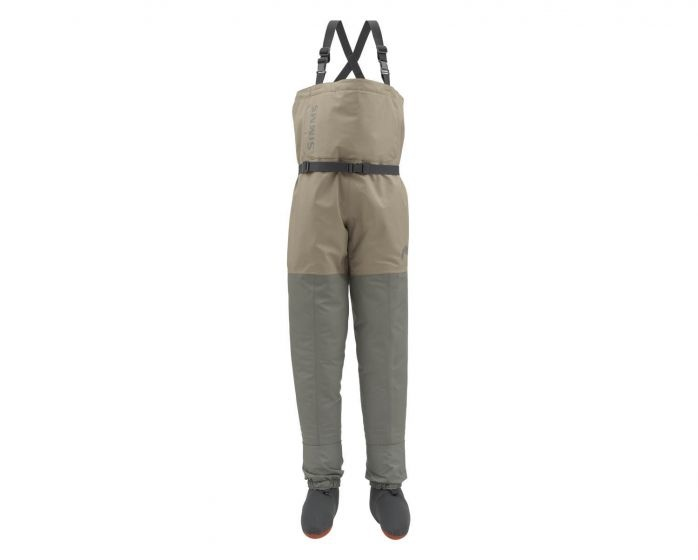 SIMMS Simms Kids Tributary Stockingfoot Wader - Tan