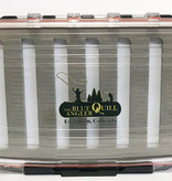 BLUE QUILL ANGLER Bqa Logo Waterproof Fly Box