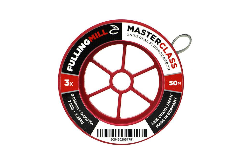 FULLING MILL MASTERCLASS FLUOROCARBON TIPPET - 50M SPOOL