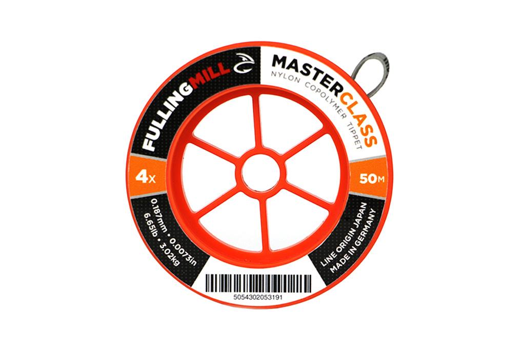 FULLING MILL MASTERCLASS COPOLYMER NYLON TIPPET - 50M SPOOL