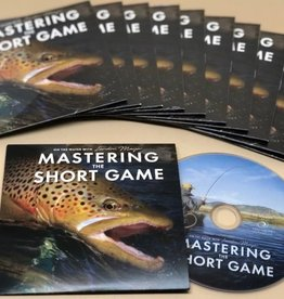 MASTERING THE SHORT GAME - BLUE RAY - LANDON MAYER