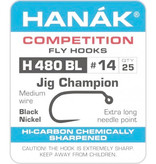 HANAK Hanak 480Bl Jig Champion Hook