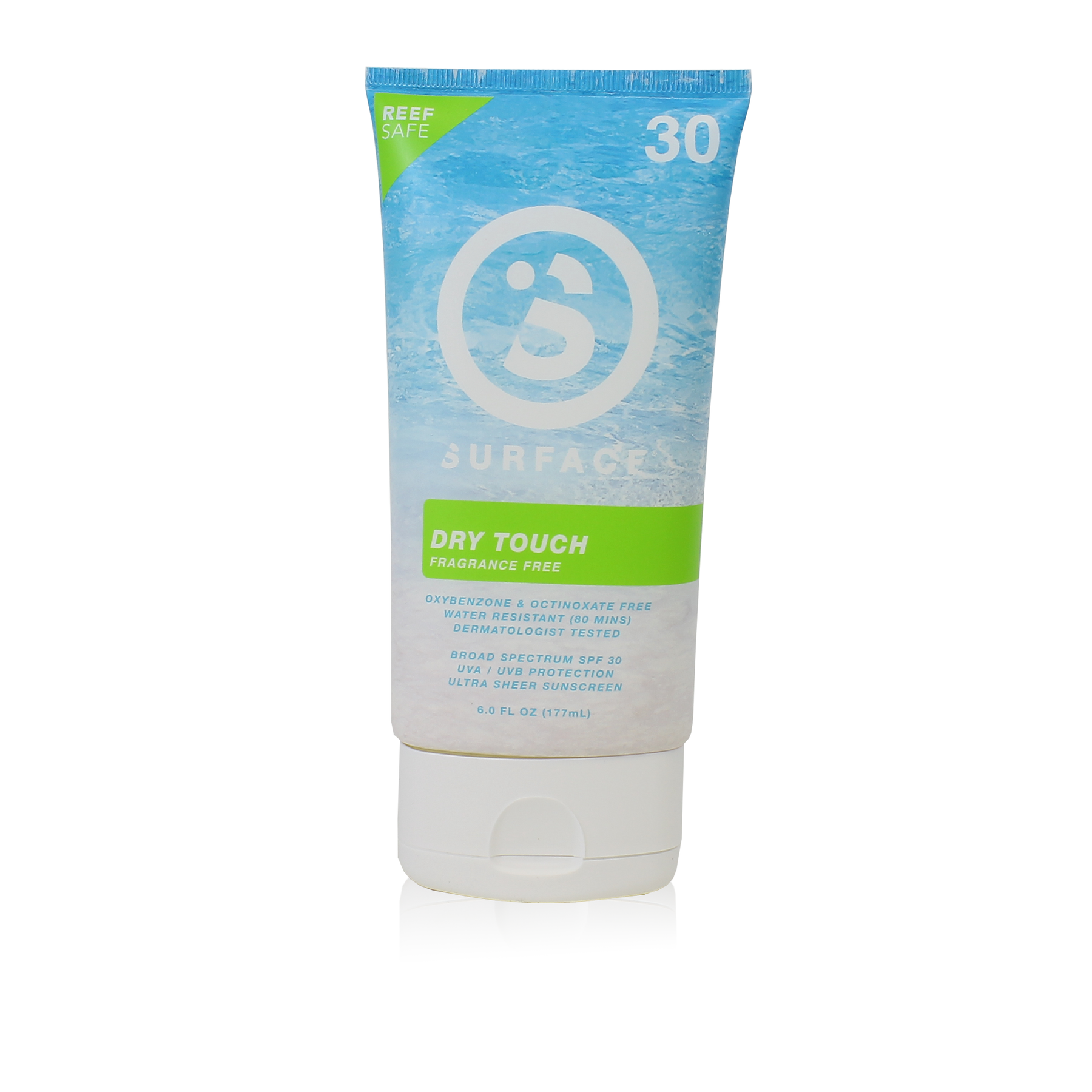 SURFACE SUNSCREEN Surface Dry Touch Lotion - Spf30 - 6Oz