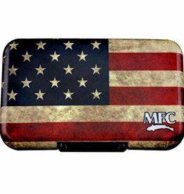 MONTANA FLY MFC POLY FLY BOX - AMERICAN PRIDE