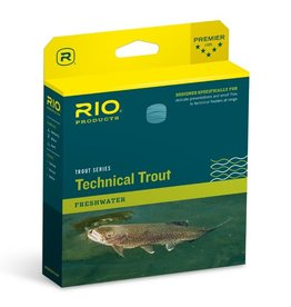 RIO PRODUCTS RIO TECHNICAL TROUT DOUBLE TAPER FLY LINE