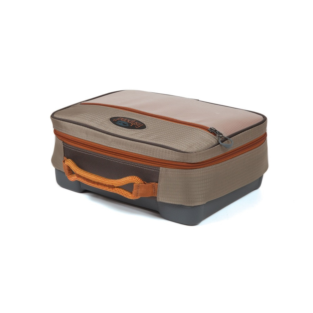 FISHPOND Fishpond Stowaway Reel Case - Granite