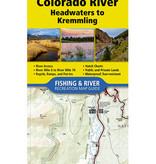 NATIONAL GEOGRAPHIC National Geographic River Map - Colorado River
