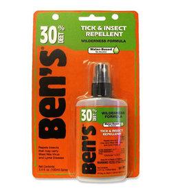 Ben's Bug Repellent - 30% Deet