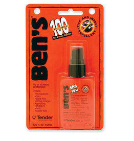 Ben's Bug Repellent - 100% Deet