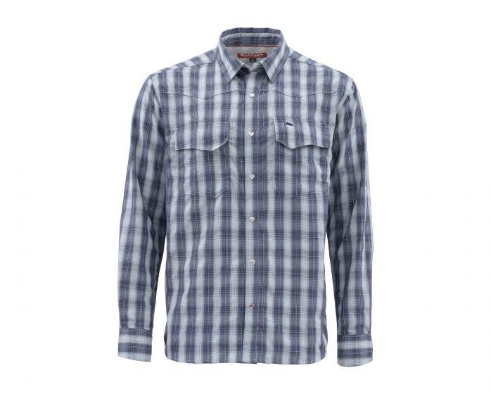 SIMMS Simms Big Sky Long Sleeve Shirt - On Sale!