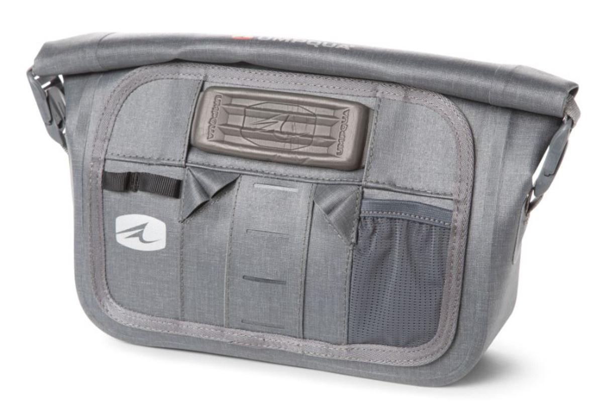 UMPQUA Umpqua Zs2 Waterproof Wader Chest Pack - Gray