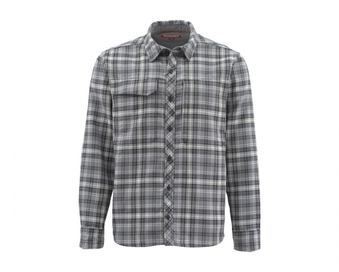SIMMS SIMMS GUIDE FLANNEL