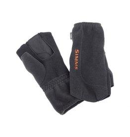 SIMMS Simms Headwaters Fleece No-Finger Glove - Black