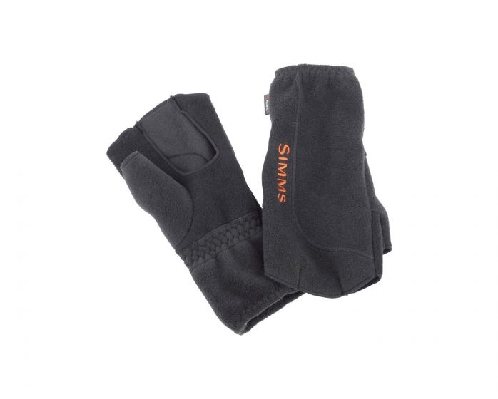 SIMMS Simms Headwaters Fleece No-Finger Glove - Black