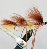MONTANA FLY Galloups Mini Peanut Envy #6