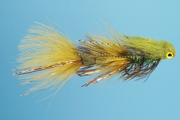 MONTANA FLY Galloups Wooly Tips Up #2