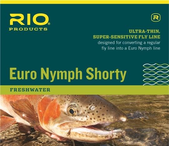 RIO PRODUCTS Rio Euro Nymph Shorty