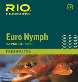 RIO PRODUCTS Rio Euro Nymph Leader