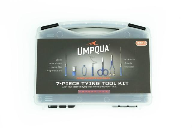 UMPQUA Umpqua Dreamstream Plus 7 Piece Tying Tool Kit - Blue