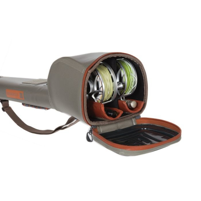FISHPOND Fishpond Thunderhead Rod and Reel Case - Shale
