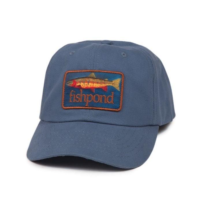 FISHPOND Fishpond Mid-Crown LeCoqelton Trout Hat - Full Back