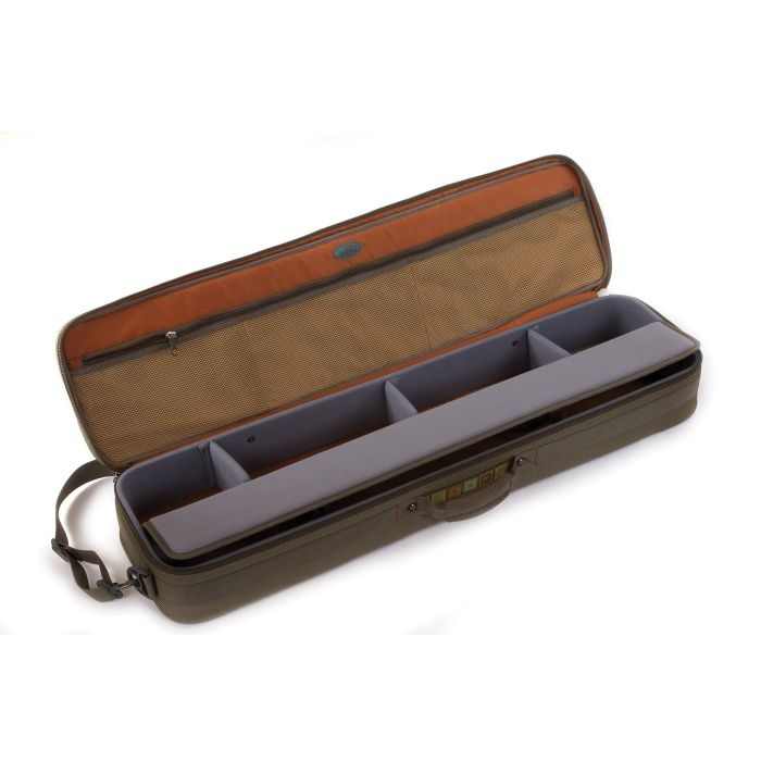 "FISHPOND Fishpond Dakota Rod and Reel Case 45"" - Granite"
