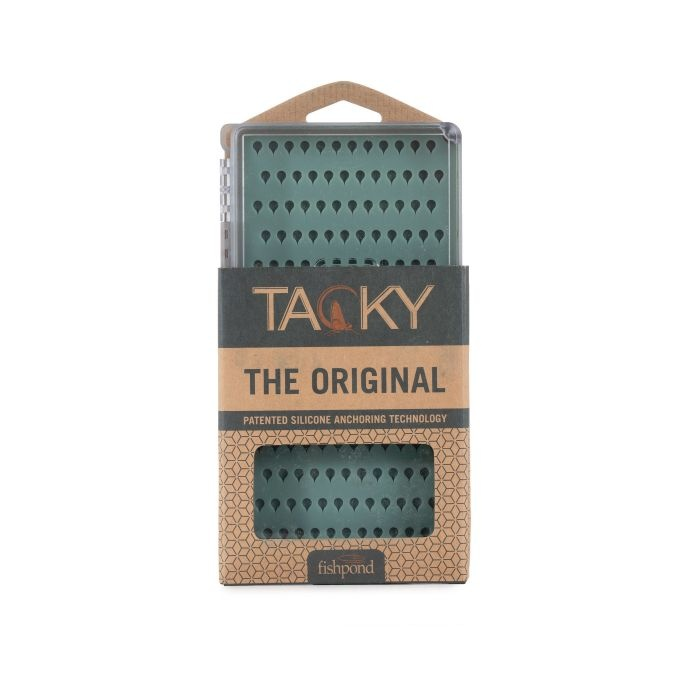FISHPOND Tacky Original Fly Box