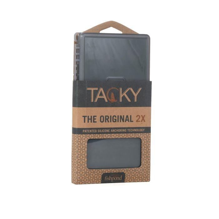 FISHPOND Tacky Original Fly Box - 2X