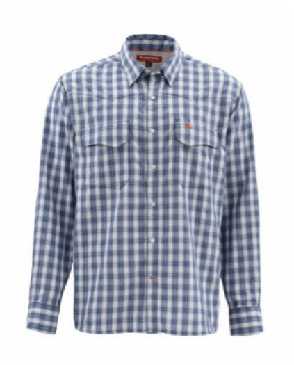 SIMMS Simms Big Sky Long Sleeve Shirt - On Sale 40% Off!!