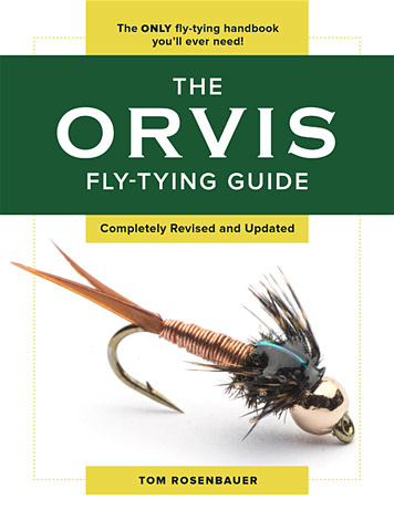 ORVIS The Orvis Fly-Tying Guide - Rosenbauer