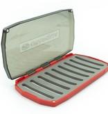 UMPQUA UPG LT BOX LRG STD FOAM RED