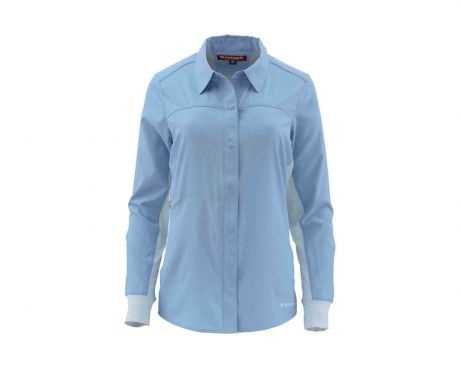 SIMMS Simms Women's Bicomp Long Sleeve Shirt - On Sale!!