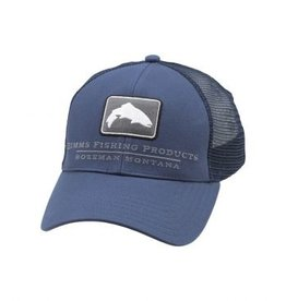 SIMMS Simms Small Fit Trout Icon Trucker - ON SALE!!