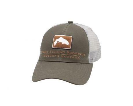 SIMMS Simms Small Fit Trout Icon Trucker