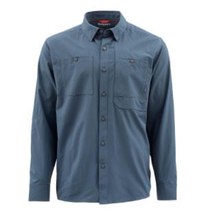 SIMMS Simms Double Haul Long Sleeve Shirt