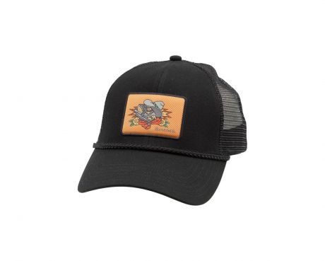 SIMMS Simms Small Fit Foam Patch Trucker