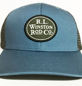 Winston Fly Rods R.L. Winston Double Haul Trucker Cap