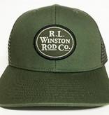 Winston Fly Rods R.L. Winston Double Haul Trucker Cap
