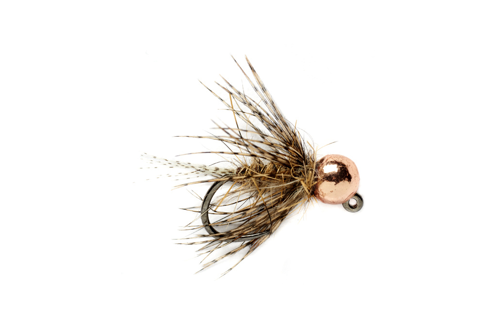 Tungsten Bomb March Brown Jig