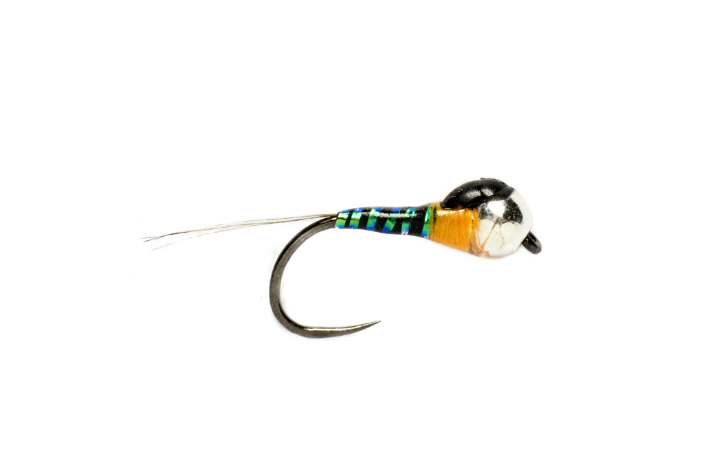 Pearl and Orange Jig